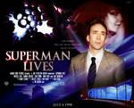 Nicolas Cage SUPERMAN LIVES