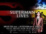 SUPERMAN LIVES-POSTER
