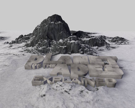 Planet Of The Apes C4D