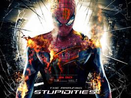 If Movie Posters Were Honest - Amazing Spider-Man