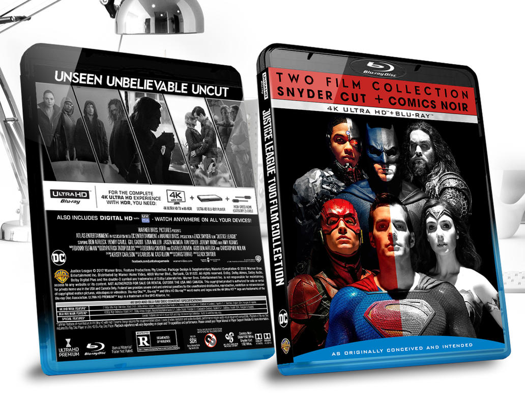 JL Blu-ray by childlogiclabs