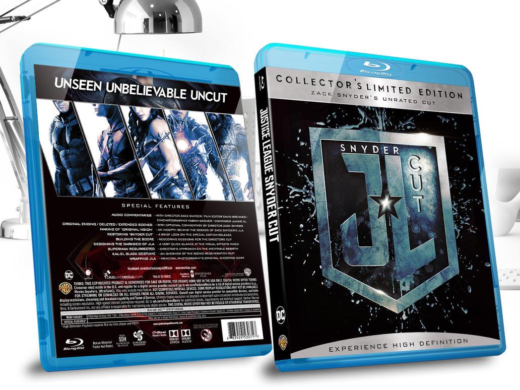 JL Snydercut Blu-ray_v2 by childlogiclabs