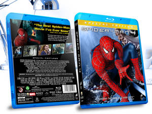 Spider-man 4 (2011) Blu-ray