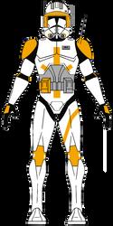 Commander Cody by Madskillz793