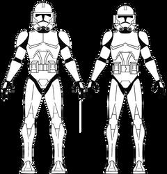Female Clone Trooper Phase II