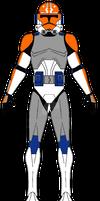 Female 332nd Trooper