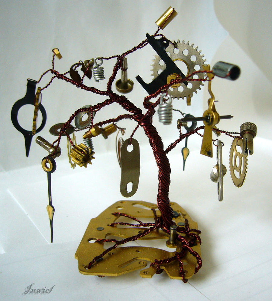 steampunk wire art for - photo #12