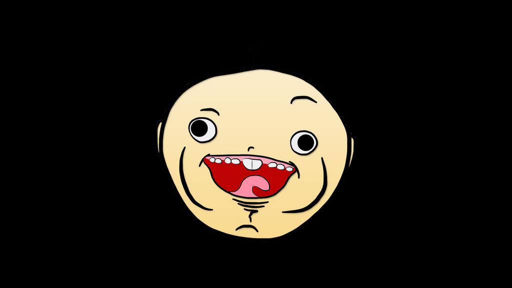 Excited Baby by MERKMU...