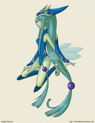 Dragon Priestess by Karmillina