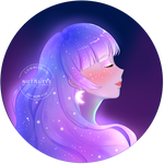 [COMMISSION] Galaxy Girl