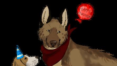 Happy Birthday Skailla by Midnight--Whisper