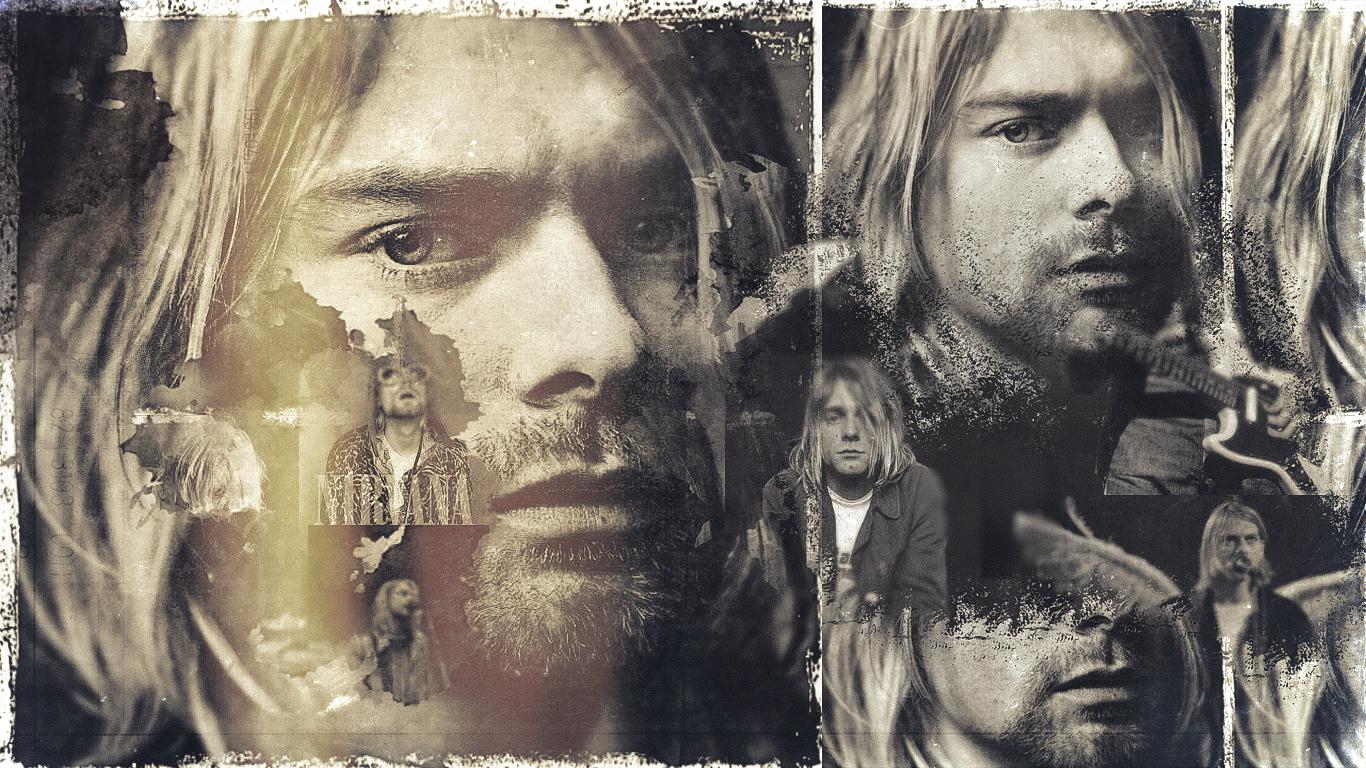 Kurt cobain wallpaper by jlambelho on deviantart - Kurt cobain nirvana wallpaper ...