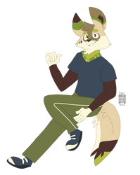Art Trade by TidalDroid