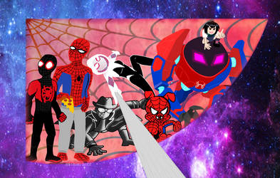 Year of the Crossover - Quadrant 4, Spider-Verse by Foalies