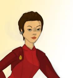 Kira Nerys by SJPenner
