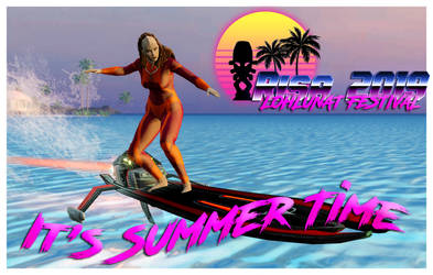It's Summer Time with STO Streamer Texasgemini by Salacnar