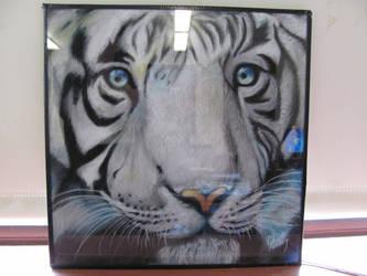 White Tiger (Displayed)