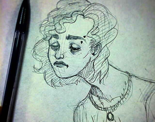 Self Portrait by DragonSmurf