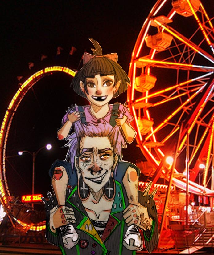 Carnival by DragonSmurf