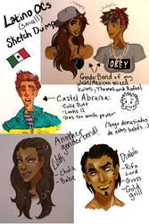 Latino Babies Sketch Dump (small)