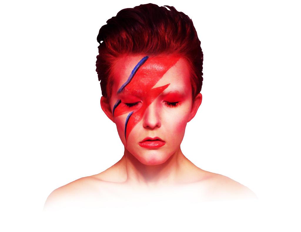 Bowie by DragonSmurf