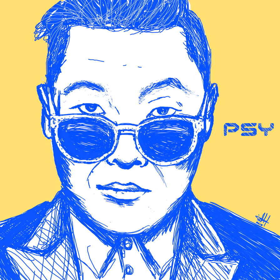 PSY by EvanTenkatsu5
