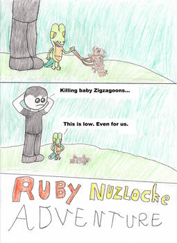 Ruby Nuzlocke Adventure 1
