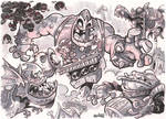 Rayman Legends Fan Art