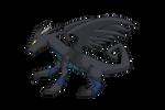 Water Dark Dragon
