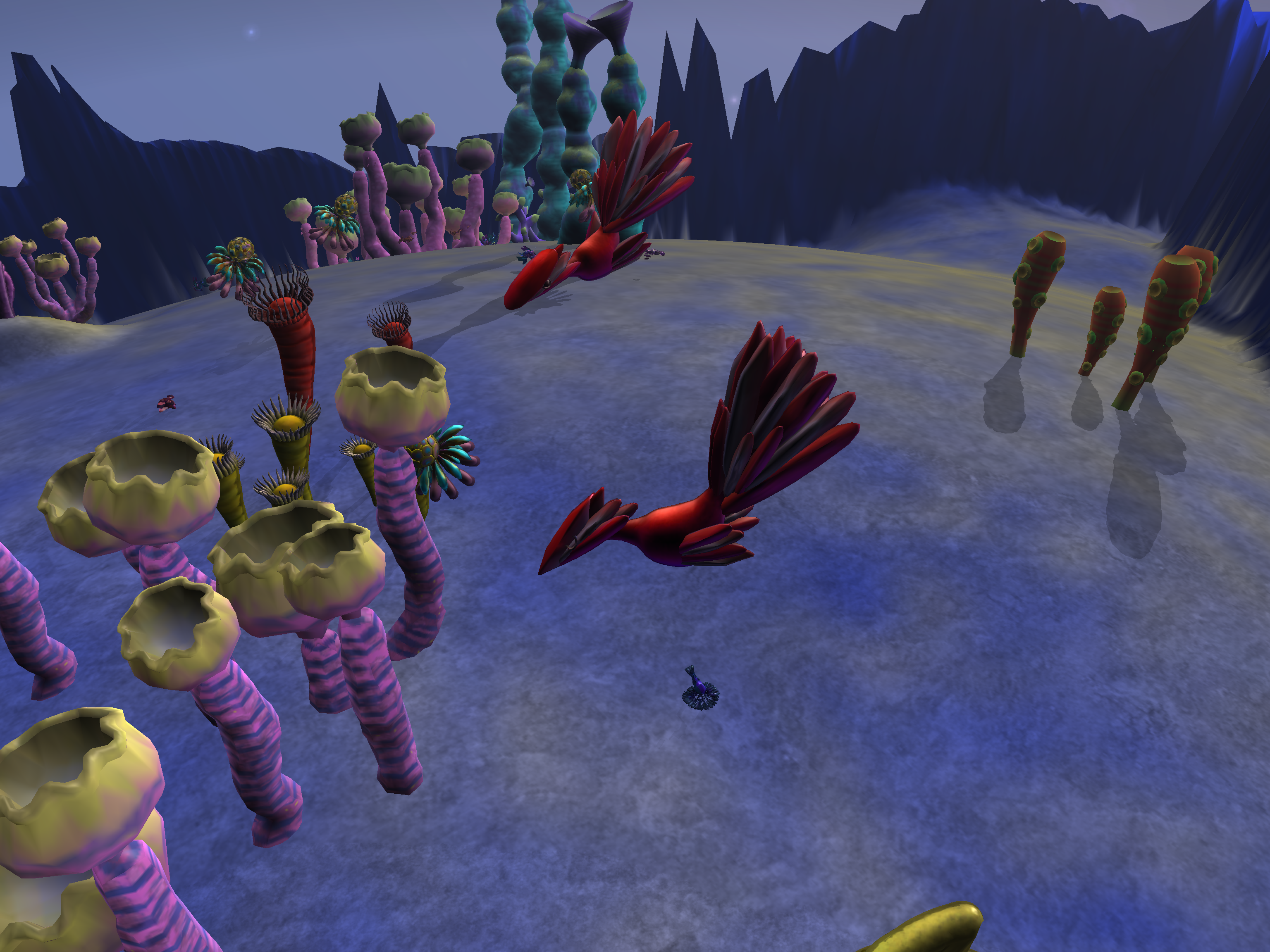 spore how to create a playable creature stage planet