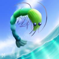 :AT: Shrimp Up by Diaminerre