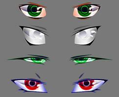 Eyes by Diaminerre