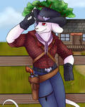 Go West Young Mouse Redraw by The-Realm-Eternal