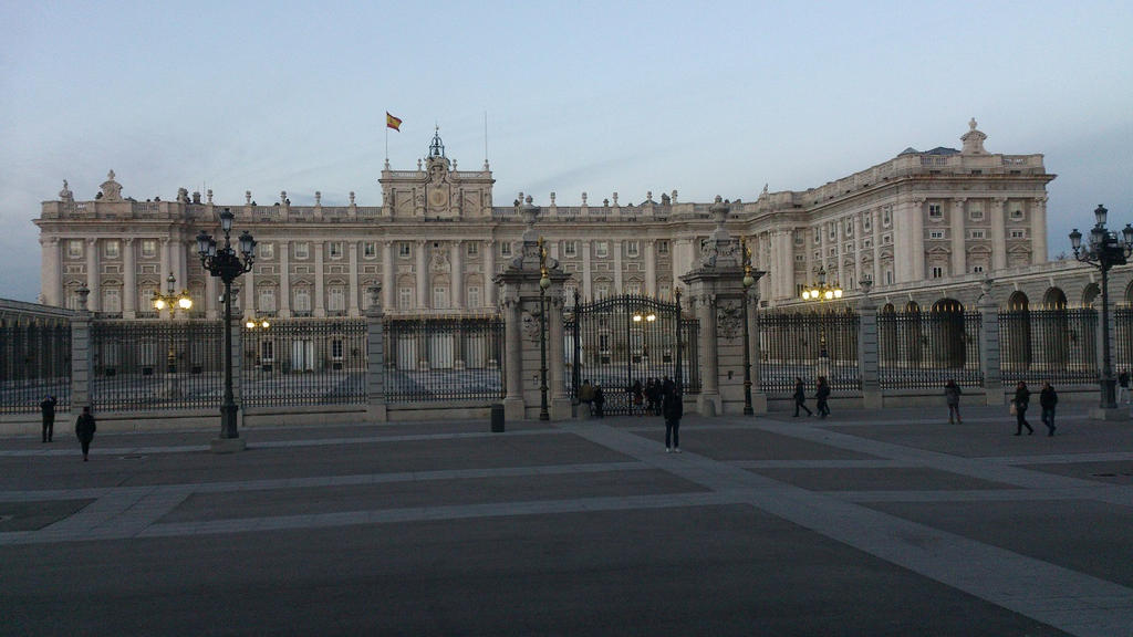 Royal Palace of Madrid by Imageshr