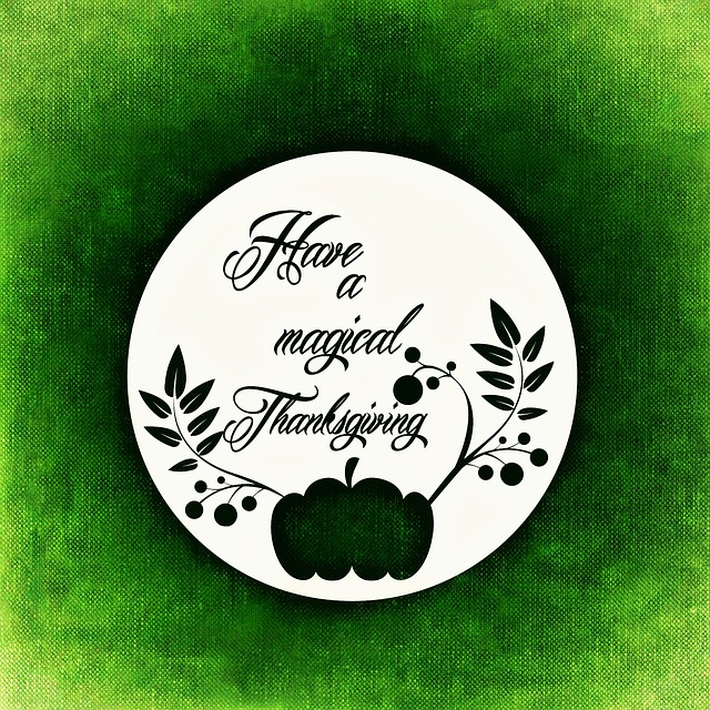 Happy Thanksgiving! by Imageshr