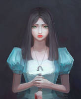 Alice Madness Return by Orionyhy