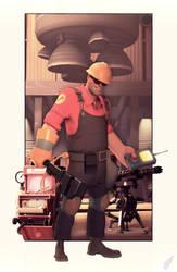 Dustbowl Defender by TooTavish