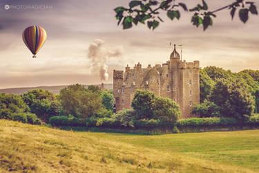 Castle Stuart by geraltsnow