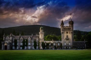 Balmoral Castle by geraltsnow