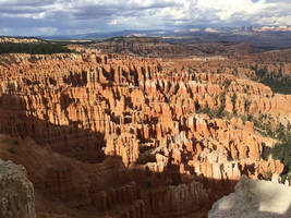 Bryce Canyon by XLittleDoveX