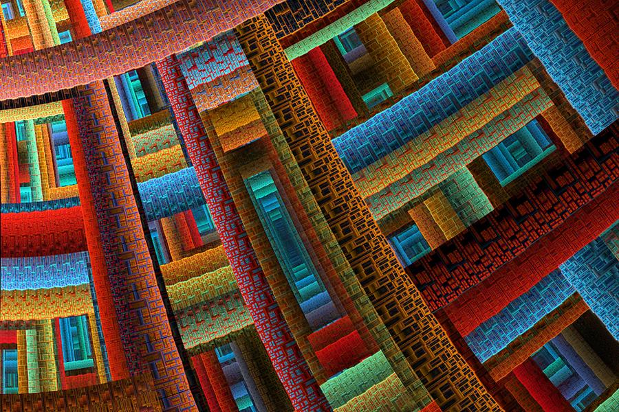 Maze by SjerZ