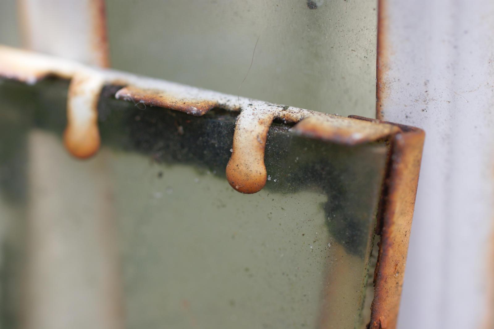Rusty iron by SjerZ