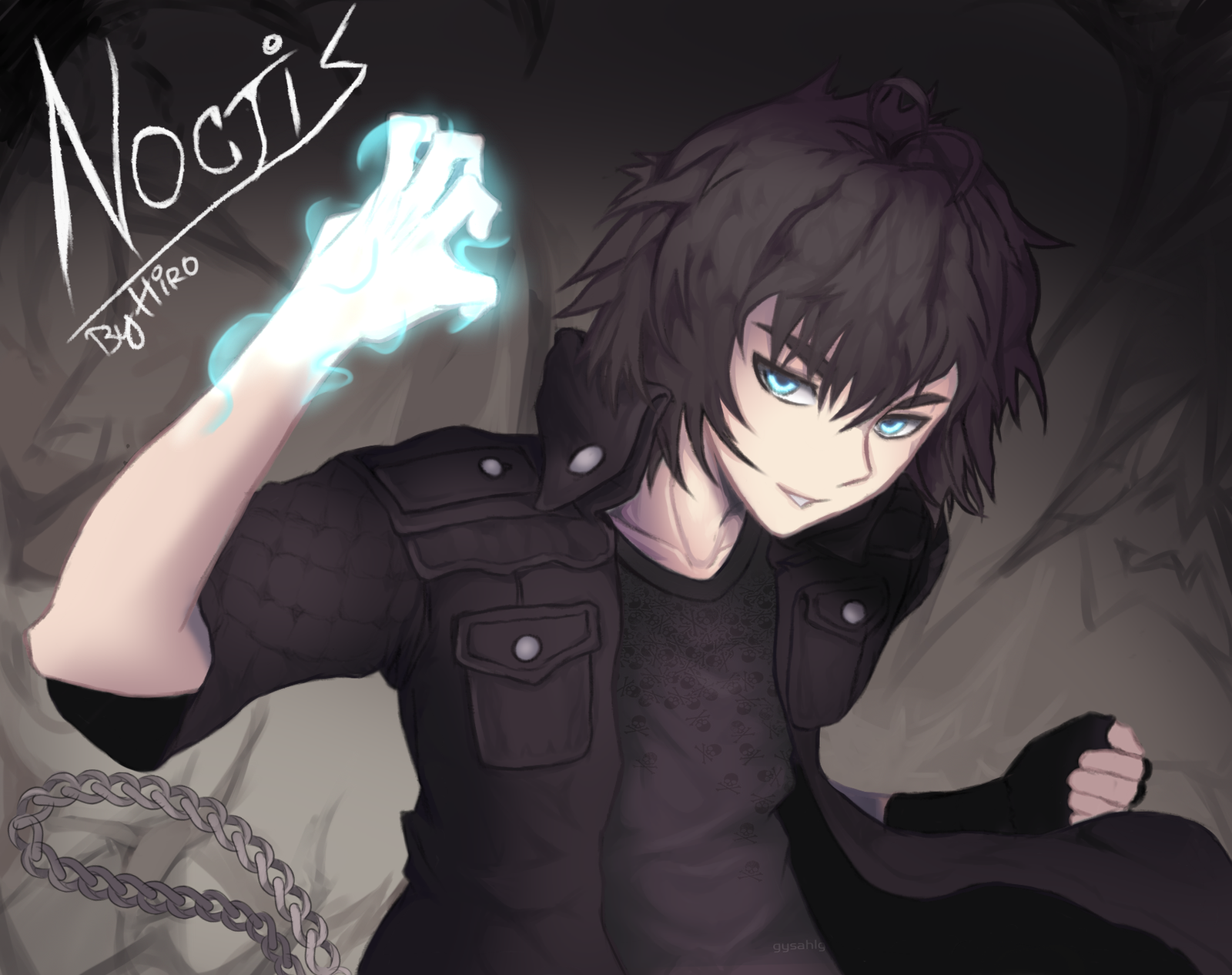 Noctis : The Light of the Night Sky [+Video] by Hiro-Arts