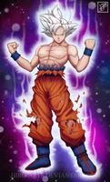Son Goku - Mastered Ultra Instinct