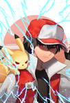 Facing a Pokemon Master