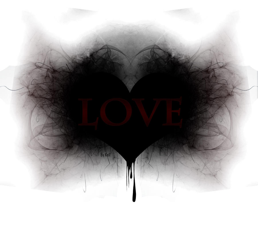 Dark Love by KellCandido