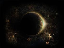 Space by KellCandido