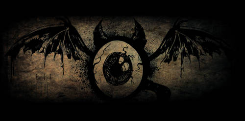 Eye of Devil by KellCandido