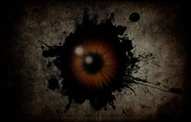 Eye Sunflower II by KellCandido