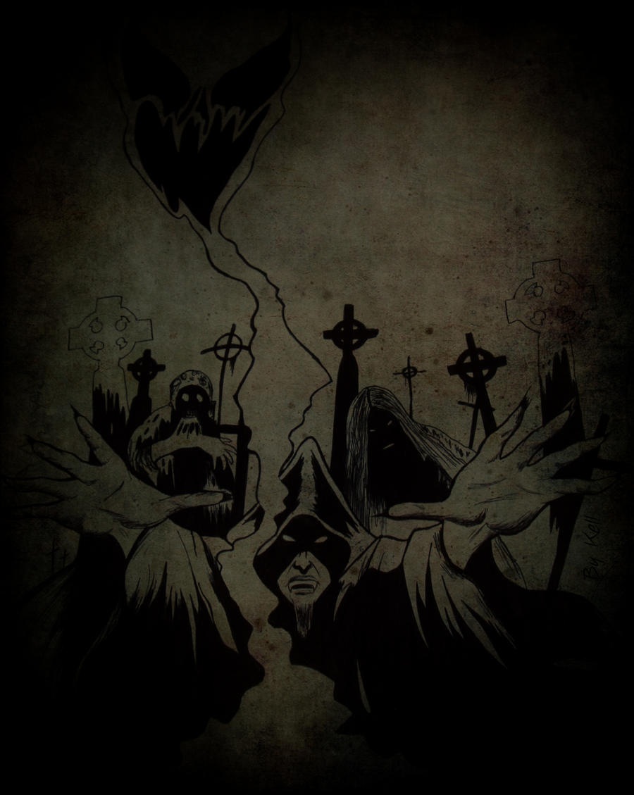 Incantation by KellCandido